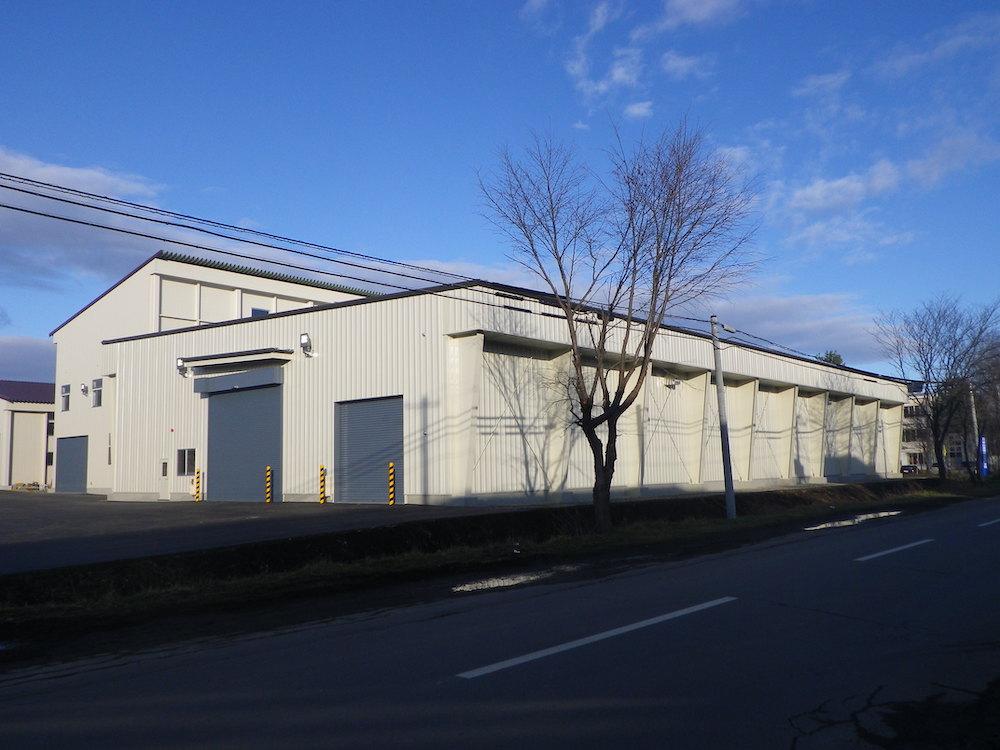 シードセンター第2工場