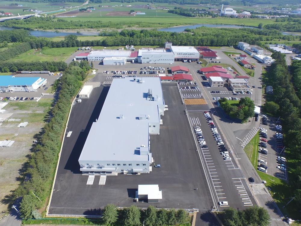 北海道畜産公社第3工場