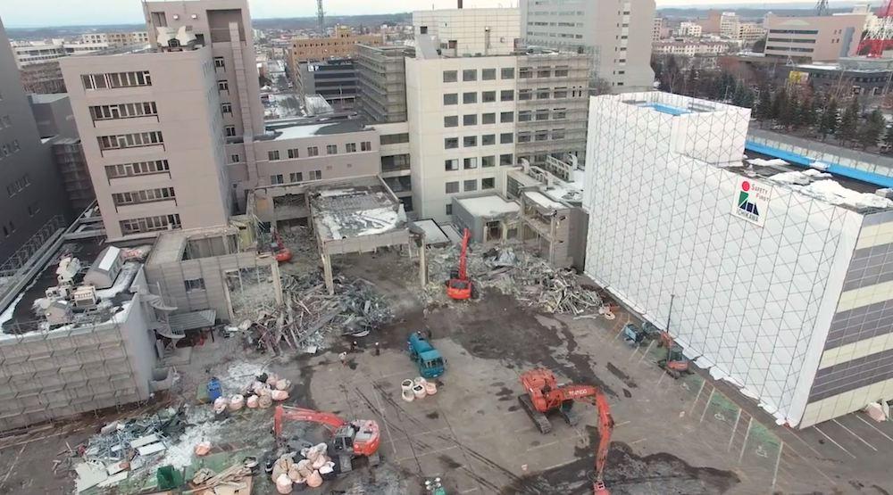 旧帯広厚生病院